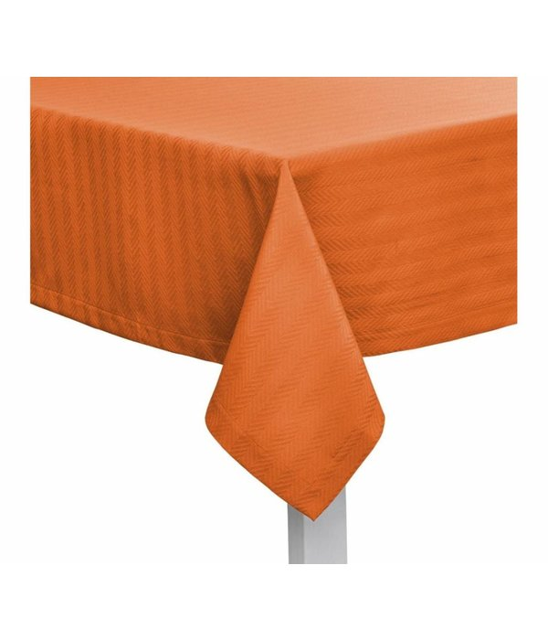 Pichler Ben tafellaken 155x350 kleur manderine