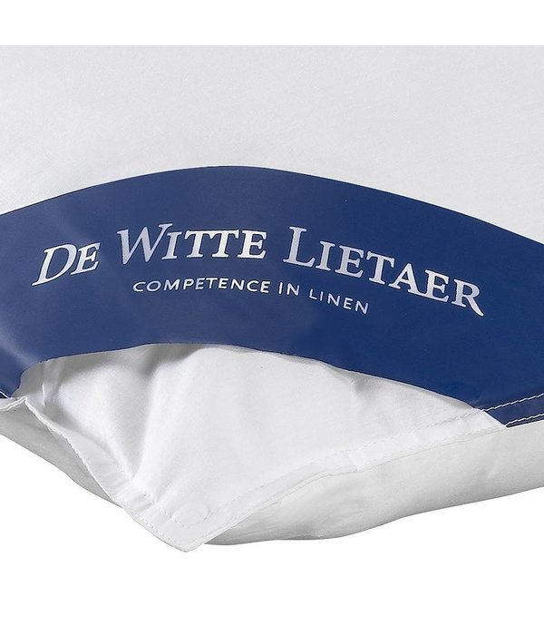 De Witte Lietaer Ducky kussen eendendons en veren 60x60