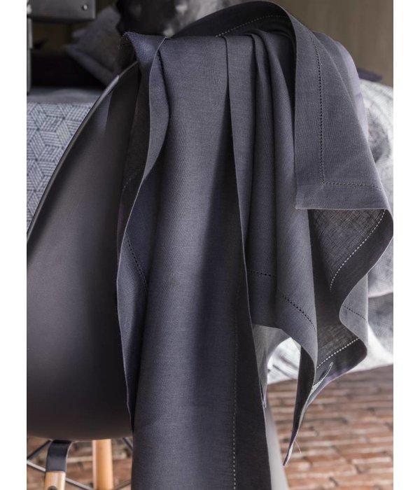 Alexandre Turpault Florence, 100% linnen met een ajourrand en een vlekwerende finish