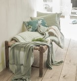 Alexandre Turpault Loulou plaid celadon