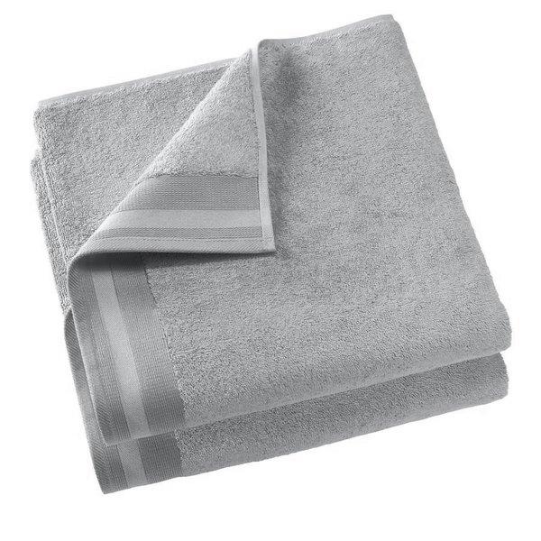 Keukenhanddoek Excellence 60x40 steel grey