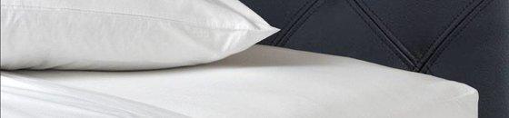 Hoeslakens satijn normale matrassen