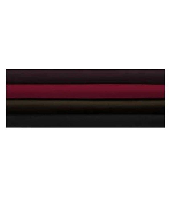 Essix hoeslaken tot 30 cm hoog donkere tinten