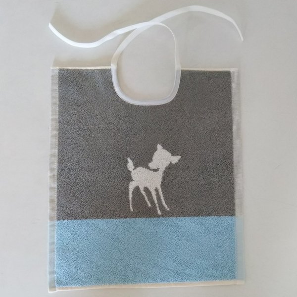 Slabber Bambi blauw