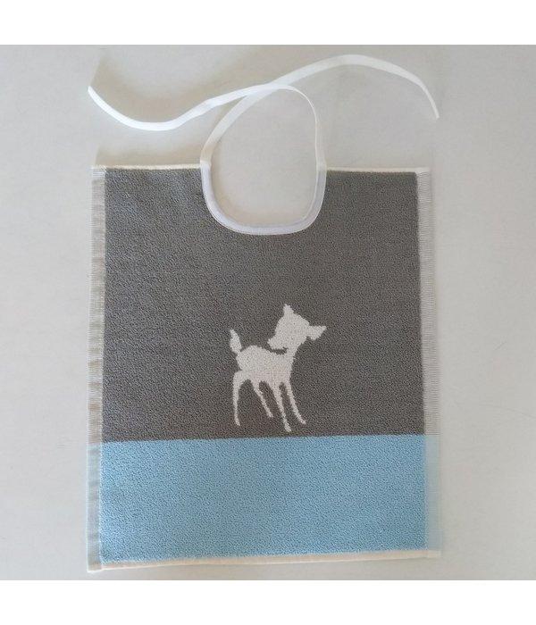 Clarysse Slabber Bambi blauw