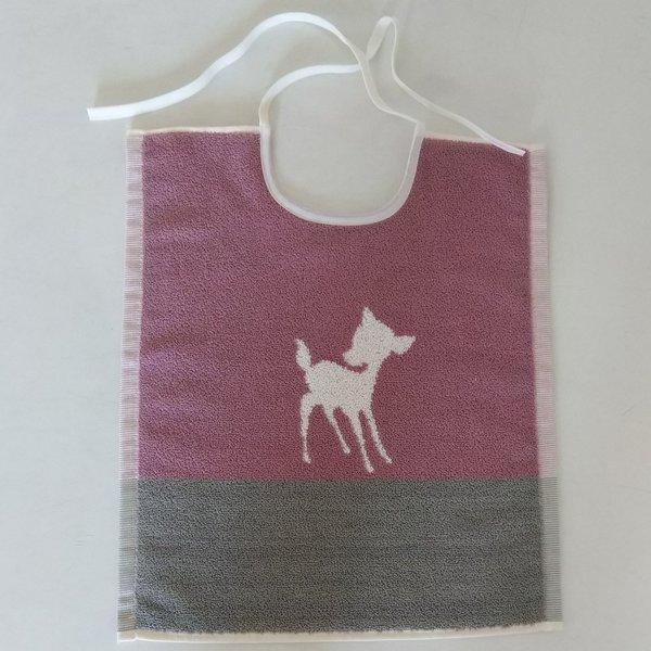 Slabber Bambi roze