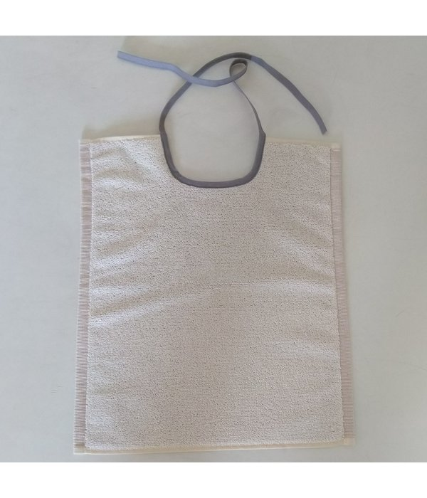 Clarysse Slabber Uni ivory/roze