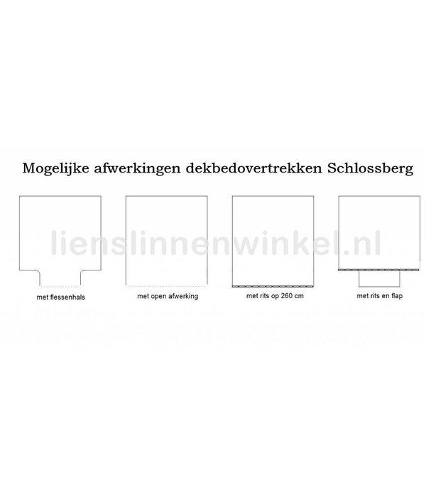 Schlossberg Uni Micromodal glace (grijstint)