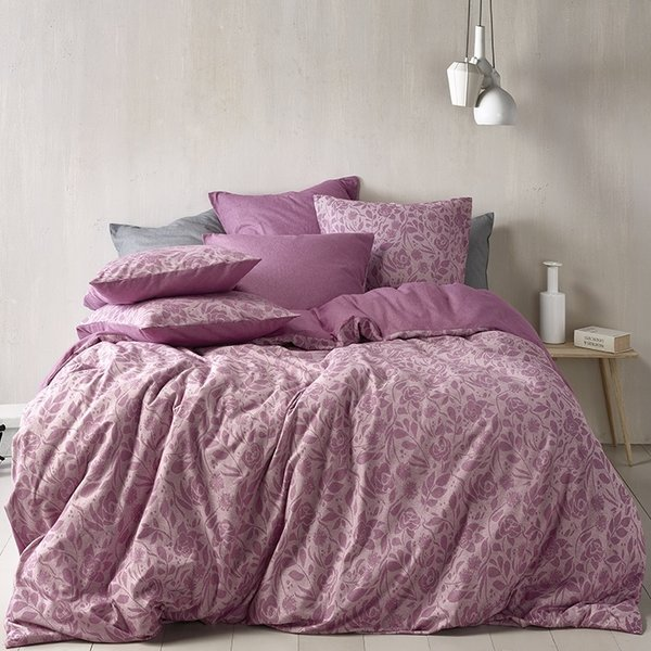 Lea lilac flanel
