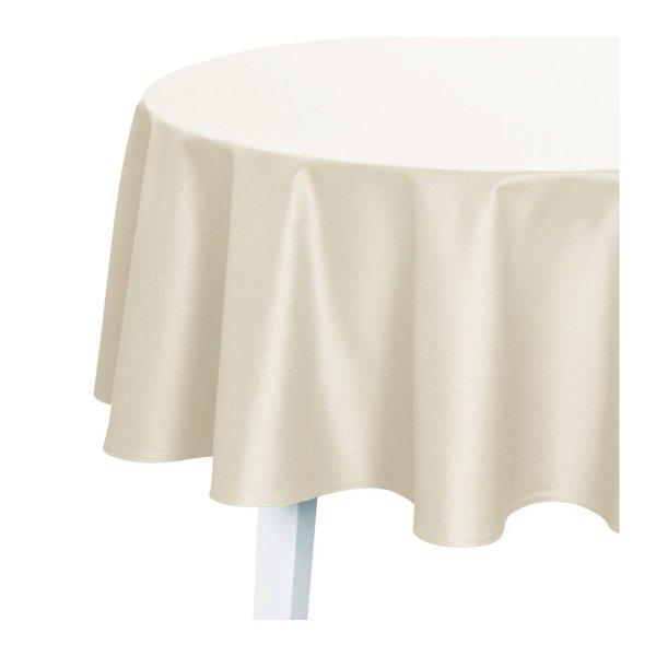 Unita tafellaken 170 rond, kleur perle