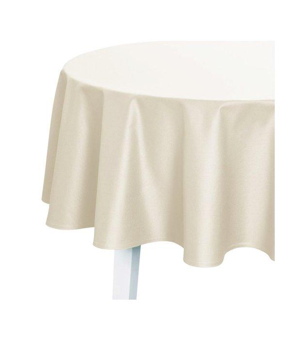 Pichler Unita tafellaken 170 rond, kleur perle