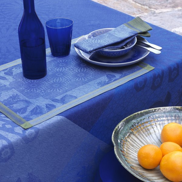 Jardin d'Orient blue 175x250
