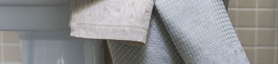 100% linnen badgoed van Le Jacquard Français
