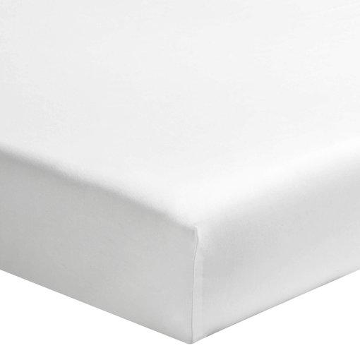 Essix Hoeslaken 200TC wit tot 20 cm hoog en lakens