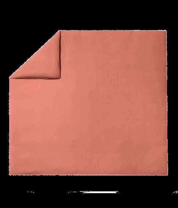 Essix Softline terracotta, stonewashed katoen 200TC