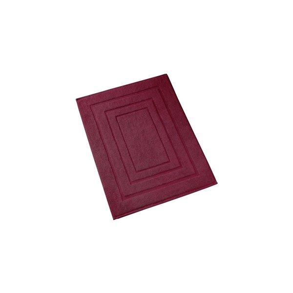 Pacifique badmat beet red 60x100