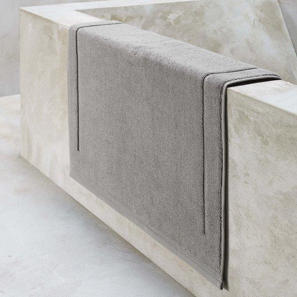 Excellence badmat steel grey
