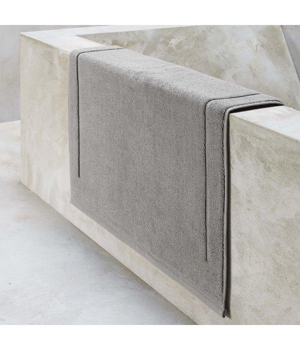De Witte Lietaer Excellence badmat steel grey