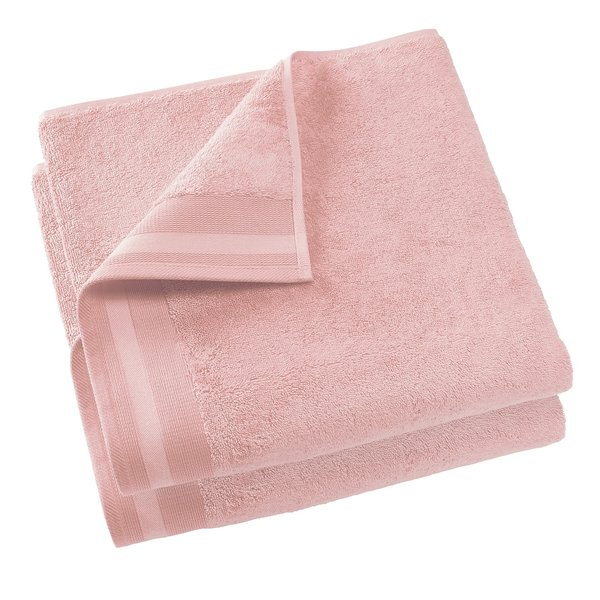 Keukenhanddoek Excellence 60x40 pearl pink