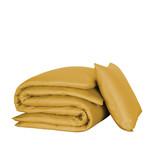 De Witte Lietaer Olivia (uni) golden yellow 200 TC