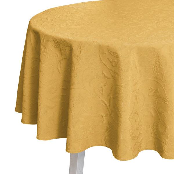 Cordoba tafellaken gold 170 rond