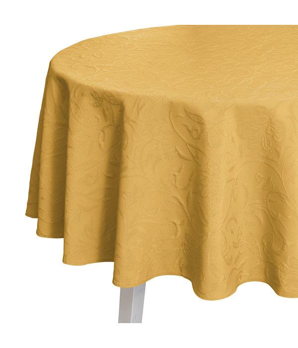 Pichler Cordoba tafellaken gold 170 rond