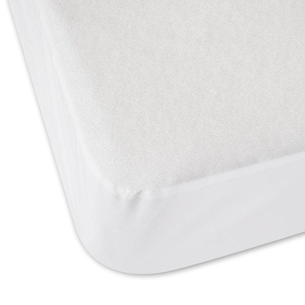 Molton / flanel matrasbeschermer Korima topper hoeslakenmodel , maatwerk