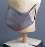 Pichler Mondkapje XL 2-laags donker grijs