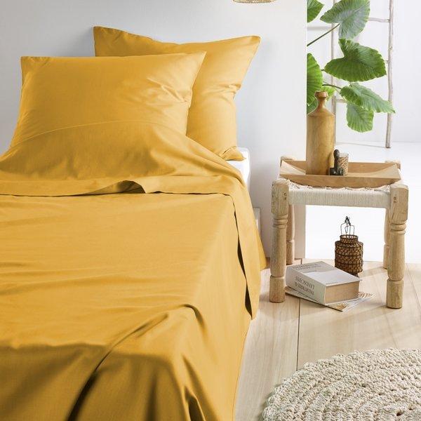 - Olivia lakenset golden yellow 200 TC