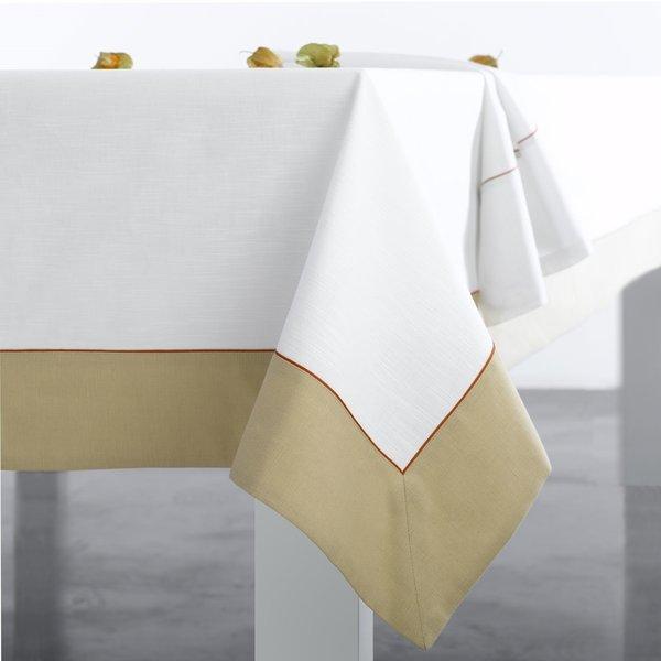 Canina tafellinnen linnen (Bendera stof)