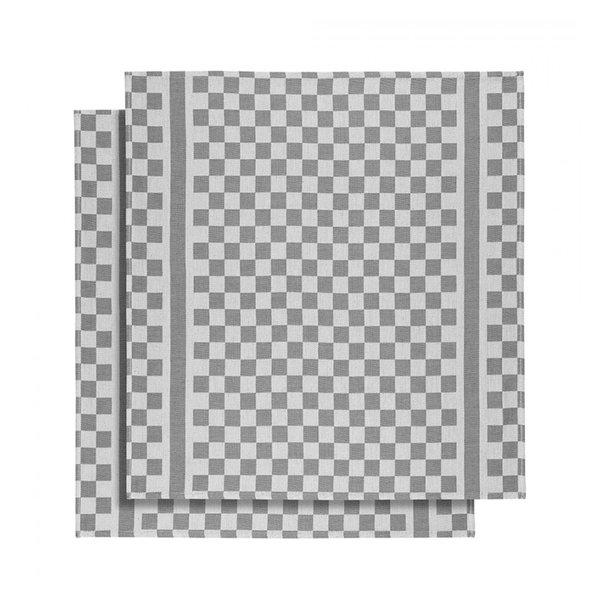 Groom droogdoek grey