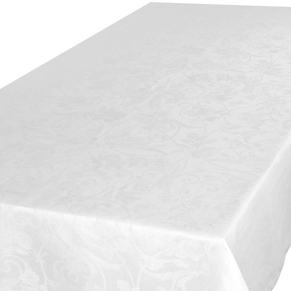 Tivoli white tafellinnen