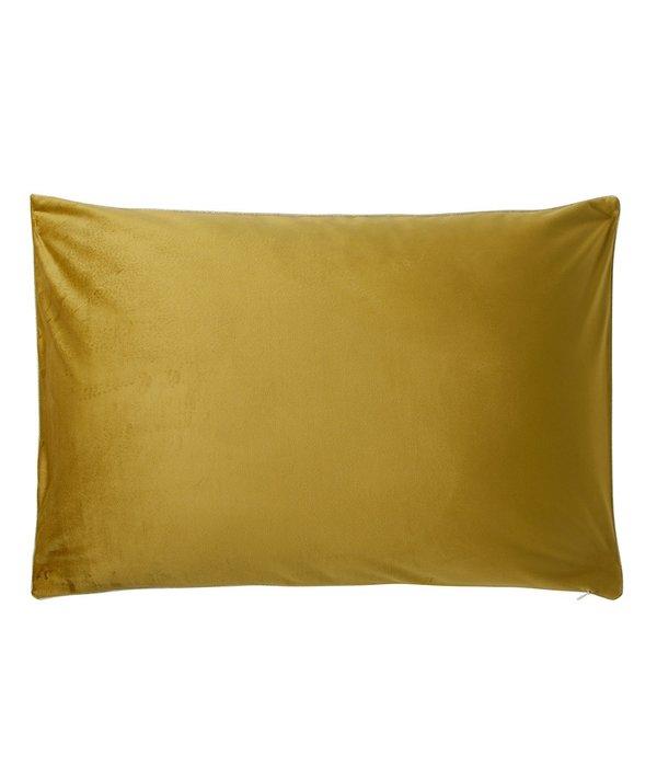 Essix Gatsby sierkussensloop curry / goud
