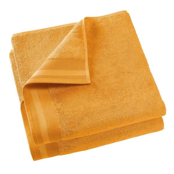 Keukenhanddoek Excellence 60x40 golden yellow