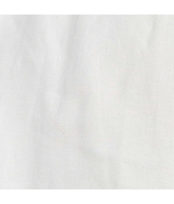 Mirabel Slabbinck Palu hoeslaken, voor matrassen van 21-25 cm hoog, 100% linnen in satijnbinding, rondom elastiek