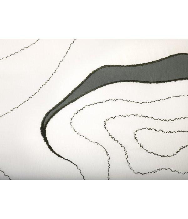 Mirabel Slabbinck Opala in katoen satijn kwaliteit, Belladonna 600TC
