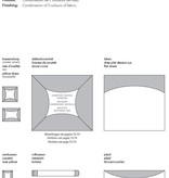 Mirabel Slabbinck Purna in 100% linnen kwaliteit, Riana