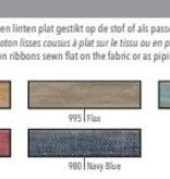 Mirabel Slabbinck Sorbe in 100% linnen kwaliteit, Riana