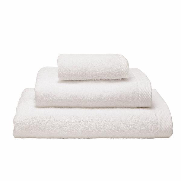 Essentiel biologisch badgoed meringue / cream