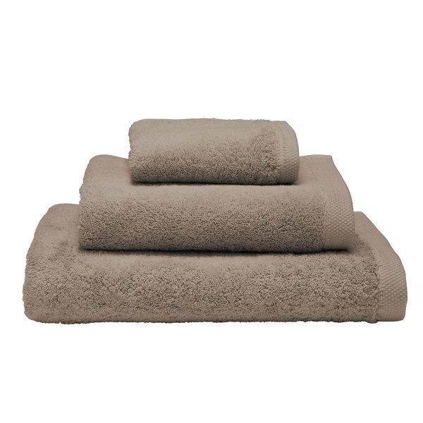 Essentiel biologisch badgoed ombre / taupe