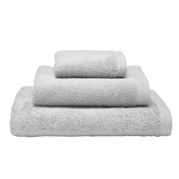 Essentiel biologisch badgoed carrare / light grey