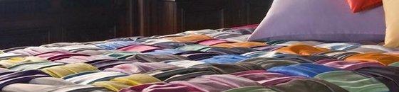 Hoeslakens Zwitsers satijn normale matrassen
