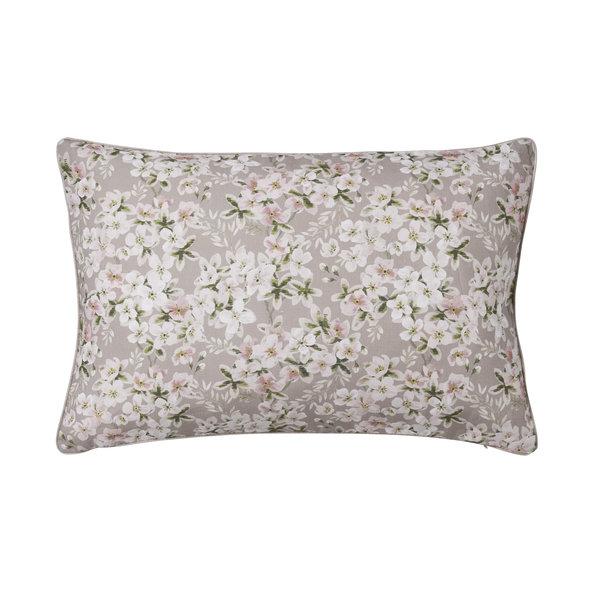 - Bloom boisé / beige pink sierkussenhoes