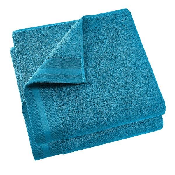 Keukenhanddoek Excellence 60x40 lagoon blue