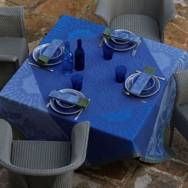 Jardin d'Orient blue