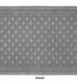 Rhomtuft Fenice badmatten 60x90, kleur kiesel