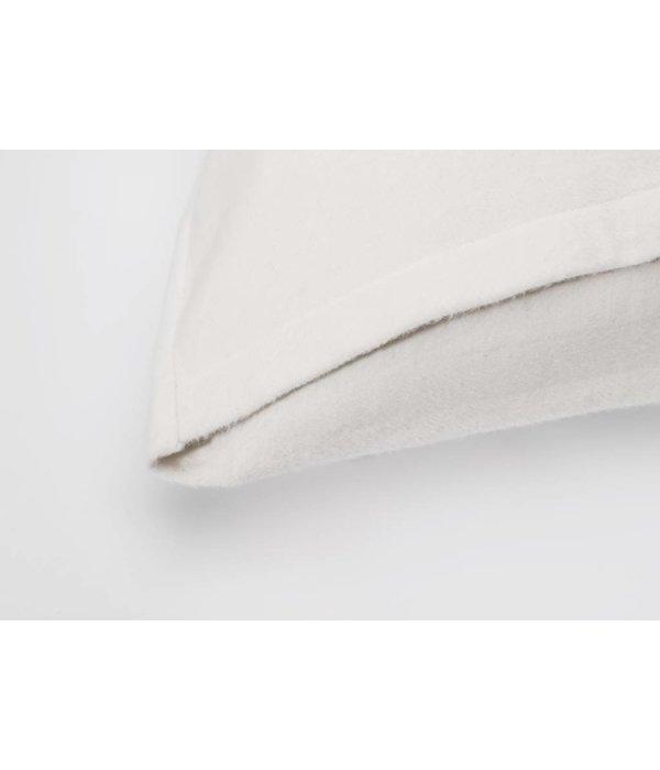 molton kussensloop 60x70 cm (dikkere kwaliteit; 470 gram per m²)