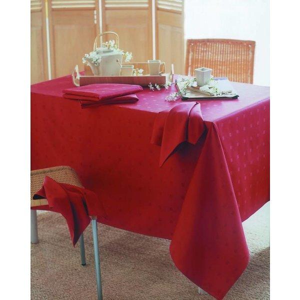 Salamanca terra/rood servetten