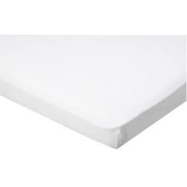 Topper wit 90x200, 9-10 cm hoog superzacht katoen (400TC)