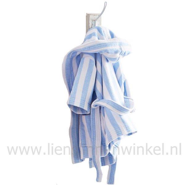Jules & Julie badjas blauw